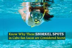 Know Why These Snorkel Spots in Cabo San Lucas are Considered Secret   #snorkelspots #cabosnorkelspots #cabosanlucas #yachtcharter #yachtcabo