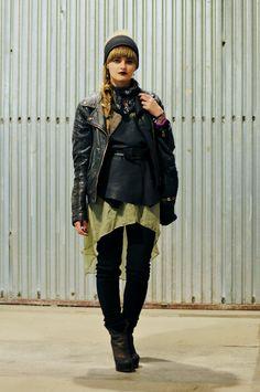 Zofia, 23 - ŁÓDŹ LOOKS www.facebook.com/lodzlooks #fashionweekpoland #fashionphilosophy #lodz #lodzlooks #fashionweek