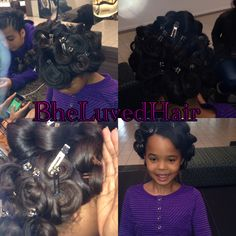 Book With Brandy Regis Salon MemorialCityMall  7139328405 Houston Texas  Wedding pin curls