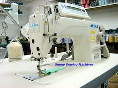 JUKI DDL-8700-7 Automatic Single Needle Lockstitch Sewing Machine