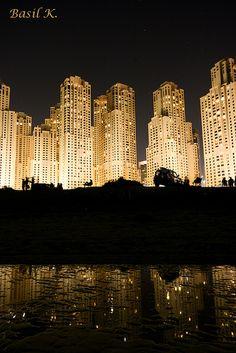 JBR ; Jumeira Beach Residence Dubai by Basil K