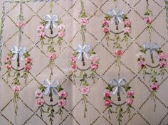 ribbon embroidery | Silk Ribbon Embroidery: Designs & Techniques, Ann Cox, | eBay