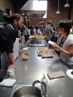 brooklyn kitchen class - Google Search