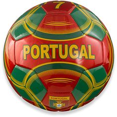 Vizari Portugal Soccer Ball Burgundy Size 1 for sale online Portugal Soccer, Portugal Flag, Portuguese Flag, Canada Day Party, We Are The Champions, My Heritage, Soccer Ball, Ronaldo, Trainers
