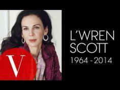 ▶ A Tribute to L'Wren Scott - Vogue - Gorgeous