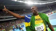 Prince Ehis Journal : #Rio2016: Usain Bolt wins 200m gold, his eighth Ol...