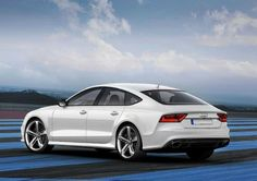 2018 Audi RS7 is the featured model. The 2018 Audi RS7 Whtie image is added in car pictures category by the author on Jun 15, 2017.