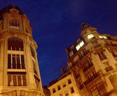 Rue Réaumur, Paris © Aurélie Fauré