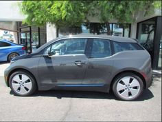 BMW with range extender Bmw I3 Rex, Side View, Range, Vehicles, Car, Products, Cookers, Automobile, Autos