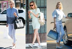 Diane Kruger It's no surprise that the former model looks amazing in clothes, but it's the effortless way she puts them together that has us swooning (and taking notes).    Read more: 9 Celebrities With Killer Personal Style - Slideshow | Fashion | PureWow National  Sign Up For PureWow's Daily Email // 9 Celebrities With Killer Personal Style - Slideshow | Fashion | PureWow National