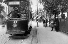 All sizes | 06040-0936 Tram at Southend 1927 | Flickr - Photo Sharing!