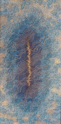 """Blue Salt Lakes"" Tarisse King"