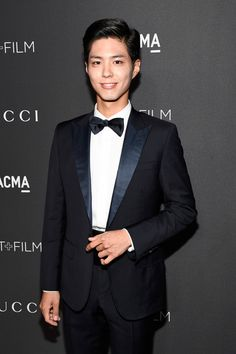 Park Bo Gum Photos Photos - Actor Park Bo Gum attends the 2016 LACMA Art + Film Gala honoring Robert Irwin and Kathryn Bigelow presented by Gucci at LACMA on October 29, 2016 in Los Angeles, California. - 2016 LACMA Art + Film Gala Honoring Robert Irwin A