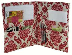 Portfolio from Amy Butler's free sewing pattern