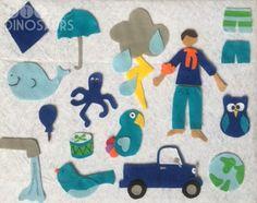 Teaching Toddlers: Blue Week