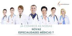 WELL MEDICAL CARE       Conheça as nossas novas especialidades médicas em: http://goo.gl/cLDjES ou então visite o nosso website em: www.wellmedicalspa.pt  Por uma vida longa, frutuosa e feliz!