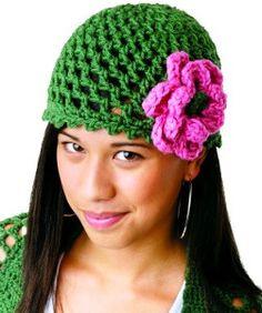 Quick Flower Hat