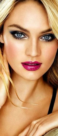 Candice Swanepoel/ makeup inspiration