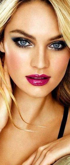 Candice Swanepoel/ makeup inspiration