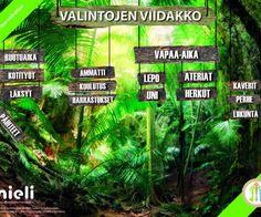 Valintojen viidakko | Suomen Mielenterveysseura Life Skills, Uni