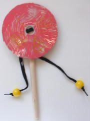 Chinese Drum Craft
