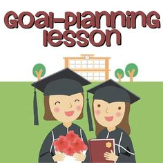 Students sometimes have a difficult time setting goals for themselves. This worksheet allows to them pick a goal, think about the steps needed to reach that goals, the people who can help them, and potential roadblocks to meeting their goal. Best used with students in grades 2-6.    File contains PDF's of 3 different goal-planning worksheets to fit many different academic levels! #goals #counseling