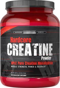 Creatine Hardcore Powder 33