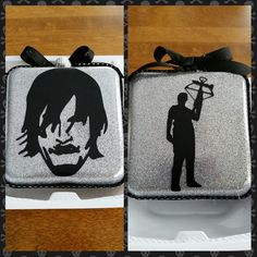 Walking Dead ornament-- Daryl