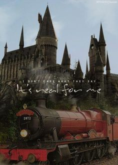 So me i would go in a sec and i would go shoping with hagred in diagon ally