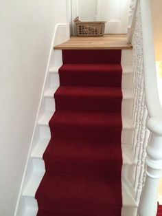 Thomas Witter Midas tartan nylon carpet Stair runner Stairs