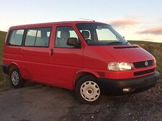 eBay: 02 Nov 52 VW Caravelle 2.5 Tdi SWB T4 ie Transporter camper van Multivan require #vwcamper #vwbus #vw