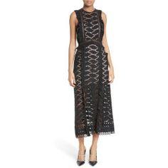 New offer for SELF-PORTRAIT Lace Midi Dress fashion online. [$595]?@@>>sladress shop<<
