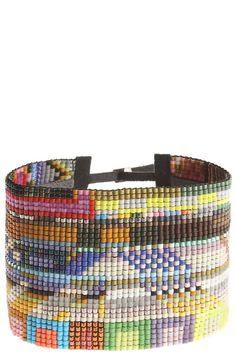 Julie Rofman Beaded Bracelet