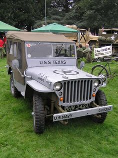 navy jeep - Google Search