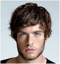 Straight Hand-Tied Short Fabulous Real Hair Wigs For Young Men – Men's Hairstyles and Beard Models Mens Modern Hairstyles, Cool Hairstyles For Men, Cool Haircuts, Hairstyles Haircuts, Haircuts For Men, Hairstyle Ideas, Funky Hairstyles, Formal Hairstyles, Wedding Hairstyles