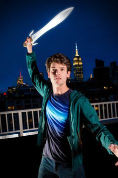 Chris McCarrell Will Reprise Title Role in National Tour of The Lightning Thief: The Percy Jackson Musical Percy Jackson Musical, Percy Jackson Books, Percy Jackson Fandom, Percy Jackson Cosplay, Tio Rick, Uncle Rick, The Lightning Thief Musical, Rick Riordan Series, Dear Evan Hansen