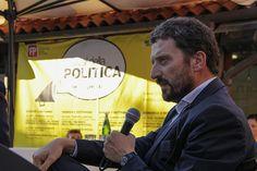 6 settembre, Festival della politica 2013 | ore 18 Corte Legrenzi Pietrangelo Buttafuoco (6)