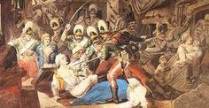 slaughter of Praga (a part of Warsaw) ;during the attack on Warsaw russian soldiers killed meny thousends of Polish citizens of Praga; Rzeź Pragi, Aleksander Orłowski