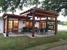 54 Awesome Backyard Pergola Plan Ideas