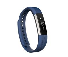 Фитнес гривна Fitbit Alta Large, Син (FB406BUL-EU) - цена и характеристики   Plasico IT Superstore
