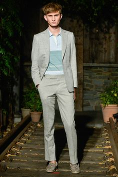 Billy Reid | Spring 2014 Menswear Collection | Style.com