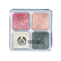 Pretty In Pink Shimmer Cubes - Palette 21