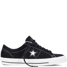 8780135b7f384f Converse - CONS One Star Pro -Black - Low Top Converse One Star