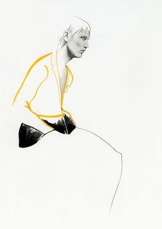 Richard Kilroy:  Jil Sander  Personal collection  2012.