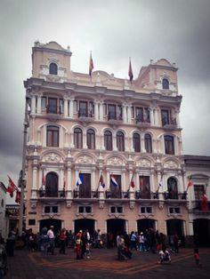 Hotel Plaza Grande, Quito Ecuador