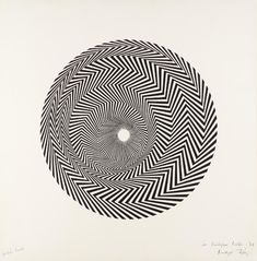 When English painter Bridget Riley, one of the foremost exponents of Op Art and geometric abstraction, first began to paint the black and white works. Wassily Kandinsky, Bridget Riley Op Art, Women Artist, Art History Timeline, Timeline Images, Tate Gallery, Digital Museum, Western Art, Optical Illusions