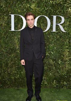 Rob at Dior show Paris      Credit to owner