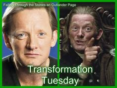 1b-113 ~ THE WATCH ~ Douglas Henshall plays Taran MacQuarrie on #Outlander Starz series by Ronald D. Moore;