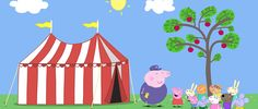 PEPPA PIG: PEPPA'S CIRCUS | DVD REVIEW http://saltypopcorn.com.au/reviews/peppa-pig-peppas-circus/ New Salty Kernel Dan O'Shea starts out hardcore and hits up the epic adventures of PEPPA PIG - PEPPA PIG: PEPPA'S CIRCUS is out now on DVD from eONE Australia and if you have young kids you are about to buy it :)