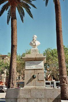 Buste Pascal Paoli